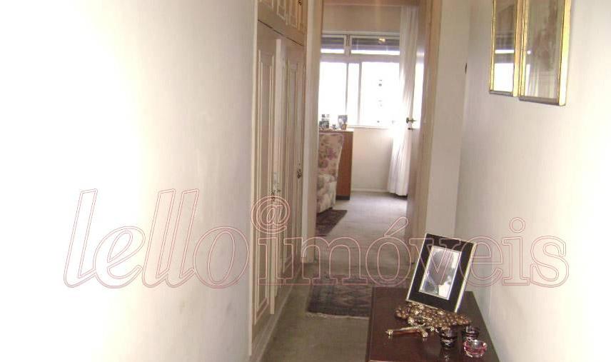 corredor apartamento 3 quartos sendo 1 suite no bairro do jardins