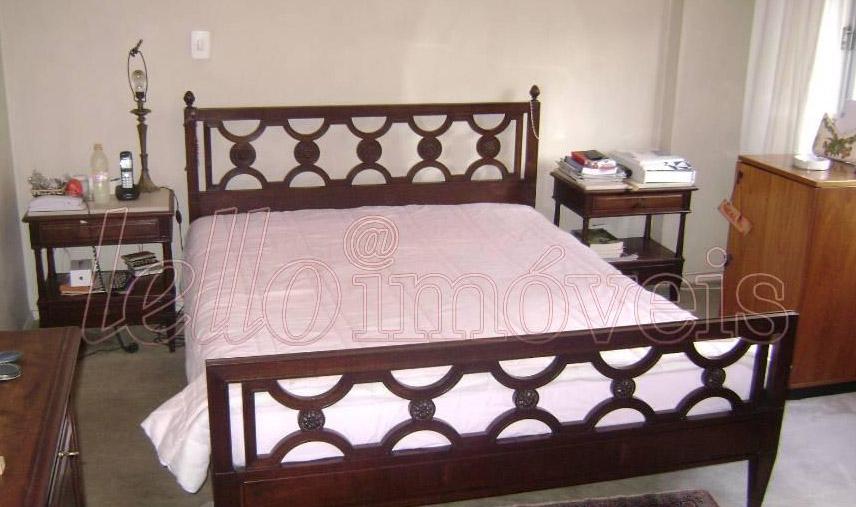 quarto de casal apartamento 3 quartos jardins sao paulo sp