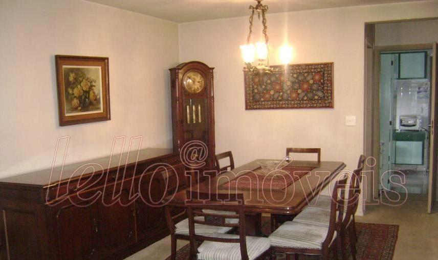 sala de jantar apartamento 3 quartos jardins
