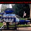 Aprenda a montar o motor Ford V8 302 oferta Peças e Acessórios de Carros