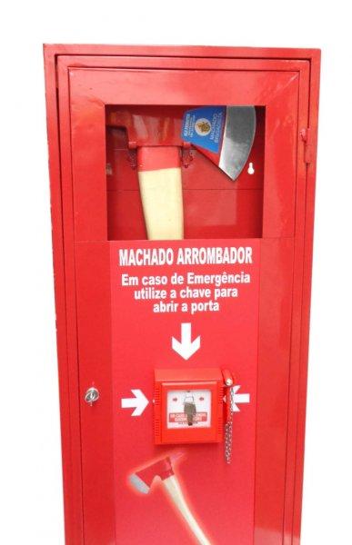 c7a8ca574ec73 ... Caixa Quebra Vidro para Chave de Emergência Picture