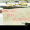 Serviços de Contabilidade Para Factoring oferta Empresas
