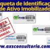 Placas e Tag's de identificação de Ativo Imobilizado! Picture